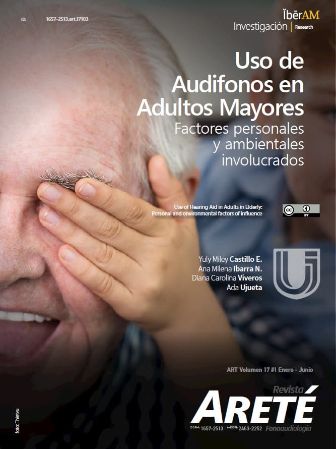 Uso de Audifonos en Adultos Mayores: Factores personales y ambientales involucrados