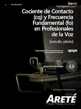 Cociente de Contacto (CQ) y Frecuencia Fundamental (Fo) en Profesionales de la Voz: [estudio piloto]