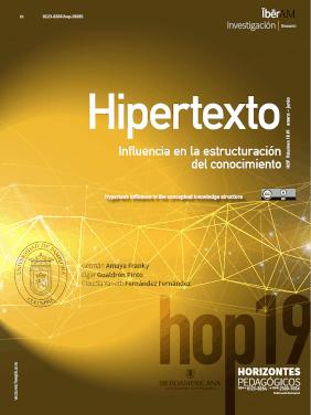 Hipertexto: Influencia en estructuración del conocimiento