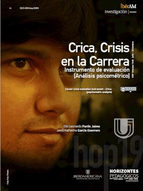Crica, Crisis en la carrera: Instrumento de evaluación [Análisis psicométrico]