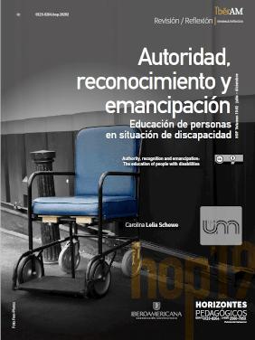 Autoridad, reconocimiento y emancipación: Educación de personas en situación de discapacidad