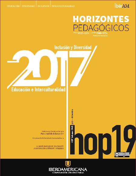 HOP | Horizontes Pedagógicos | 2017-2