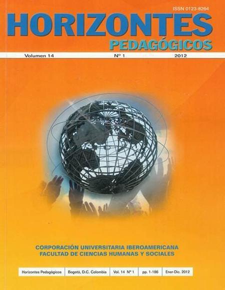 Horizontes Pedagógicos Vol.14