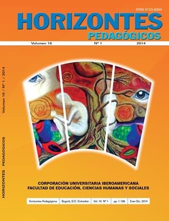 Revista Horizontes Pedagógicos Vol. 16