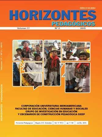 Revista Horizontes Pedagógicos