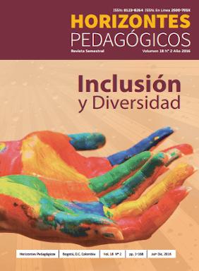 REVISTA HORIZONTES PEDAGÓGICOS Inclusión y Diversidad